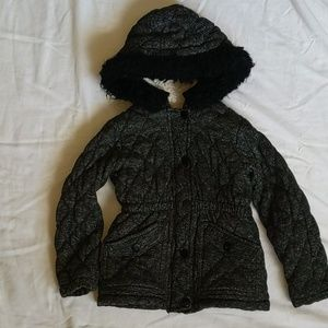 Childs winter coat